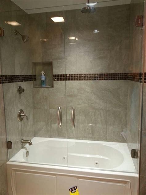 Bathroom Fixtures Sacramento by Frameless Doors A Bathtub