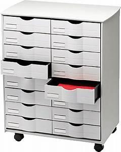 Cassettiera ufficio: tanti modelli recensiti, Ikea ed offerte Amazon