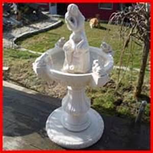 Solar Springbrunnen Garten : gartenbrunnen springbrunnen solar zierbrunnen massiv ebay ~ A.2002-acura-tl-radio.info Haus und Dekorationen