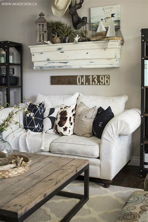 Wohnzimmer Style Ideen by 10 Industrial Style Living Room Ideas For An Home