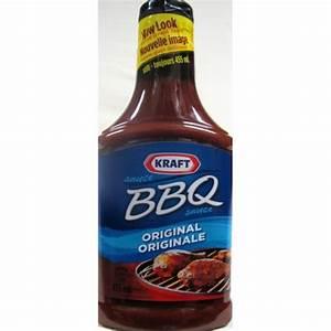 kraft original flavor barbecue sauce