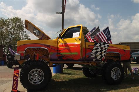 monster truck show indianapolis day 1 video recap from 4 wheel jamboree indianapolis