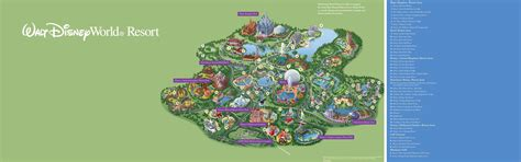 map  walt disney world purefitnesscc