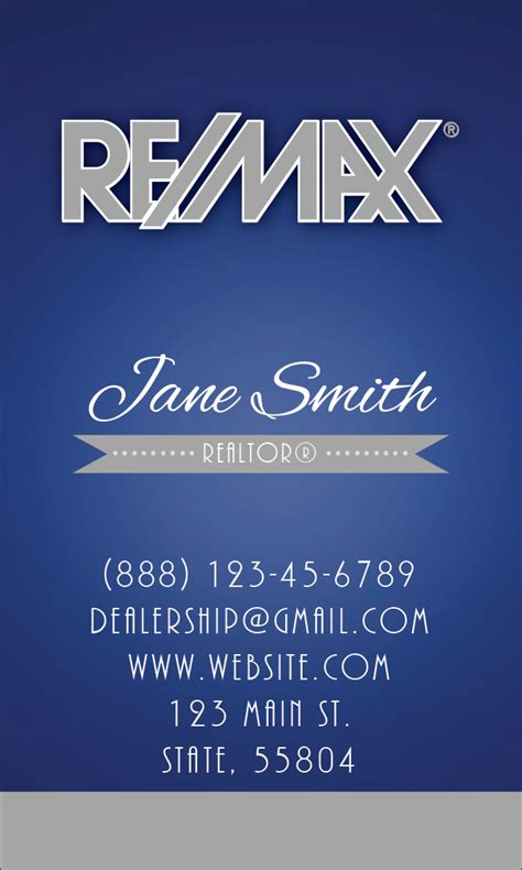 Black Remax Business Cards Templates by Remax Realtor Business Card Templates Online Free Shipping
