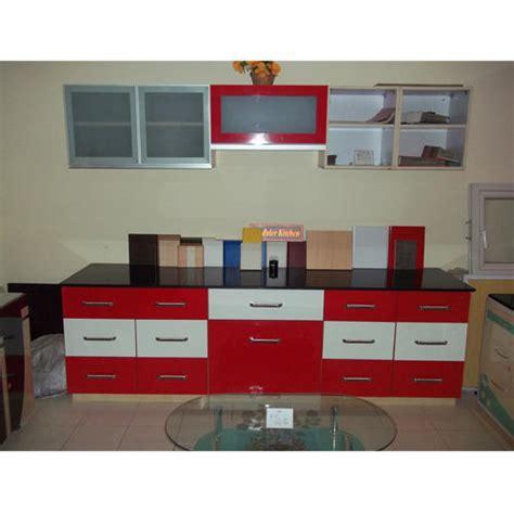 pvc furniture kitchen cabinet manufacturer  ahmedabad