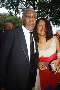 Asake Bomani Photos Photos - Danny Glover and wife Asake ...