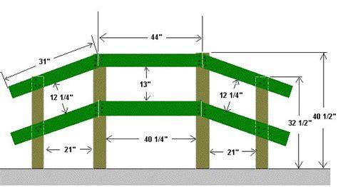 pdf garden bridge design plans plans free