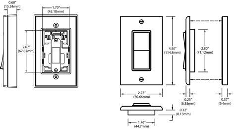 leviton wss0s p0w wireless self powered remote switch white wall light switches