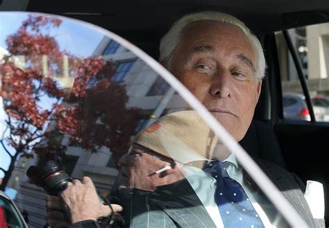trump stone roger pardon evil person could calls schwartzreport