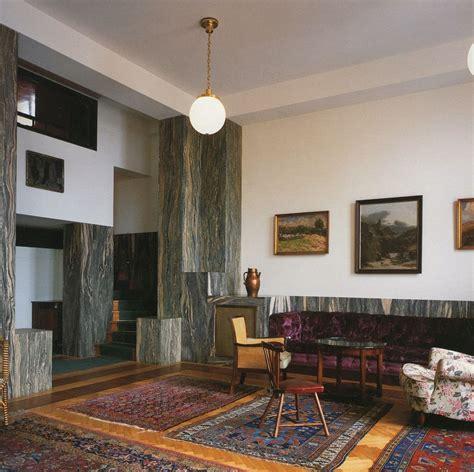 casa muller loos adolf loos villa m 252 ller indoor arquitetura
