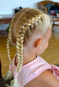 Two African French Braids With Weave | www.imgkid.com ...