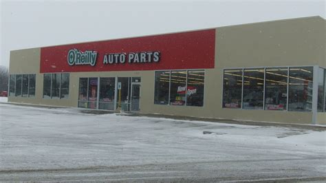 oreilly auto parts opens   hollywood video