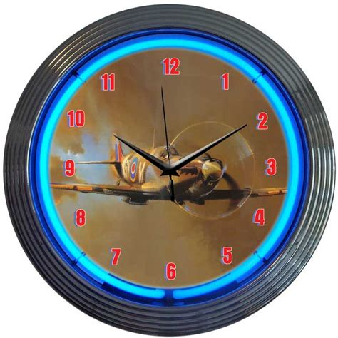 lighted clocks for sale neon wall clocks for sale