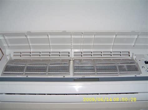 informations remplacement filtres sur climatiseur