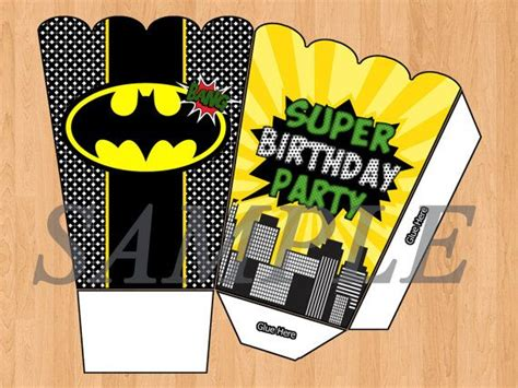 batman gift box template 78 best images about batman birthday printables on