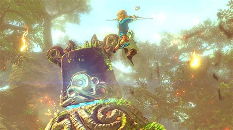 World Releases New Gameplay Trailer For Legend Of The Legend Of For Wii U Uk Release Date Uk Price