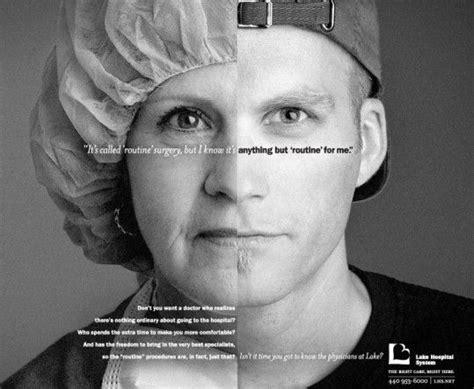Billboard Design Inspiration ad campaign  lake hospital system routine hospital 539 x 443 · jpeg