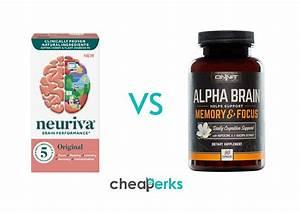 Neuro 1 Vs Alpha Brain