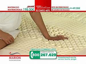 Emejing Materassi Marion Prezzi Pictures - Idee Arredamento Casa ...