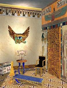 8 best egyptian decor images on pinterest egypt With kitchen cabinets lowes with egyptian pyramid wall art