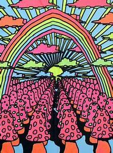 1000 images about Trippy art on Pinterest