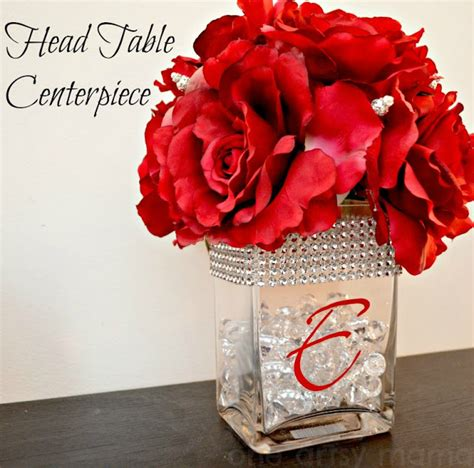 david tutera table centerpieces head table centerpiece david tutera bridal amy latta