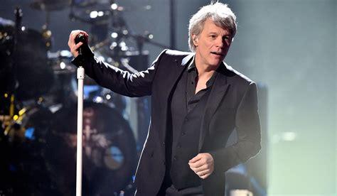 Bon Jovi Finally Confirms Return Ireland Next Summer