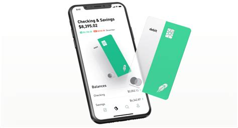 robinhood launches  fee checkingsavings  mastercard