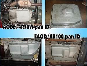 Trans Pan Id Guide  E40d  Aod  C4  C6