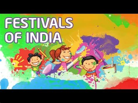 Kaos School Fextival 1 holi special show colorful festivals of india for