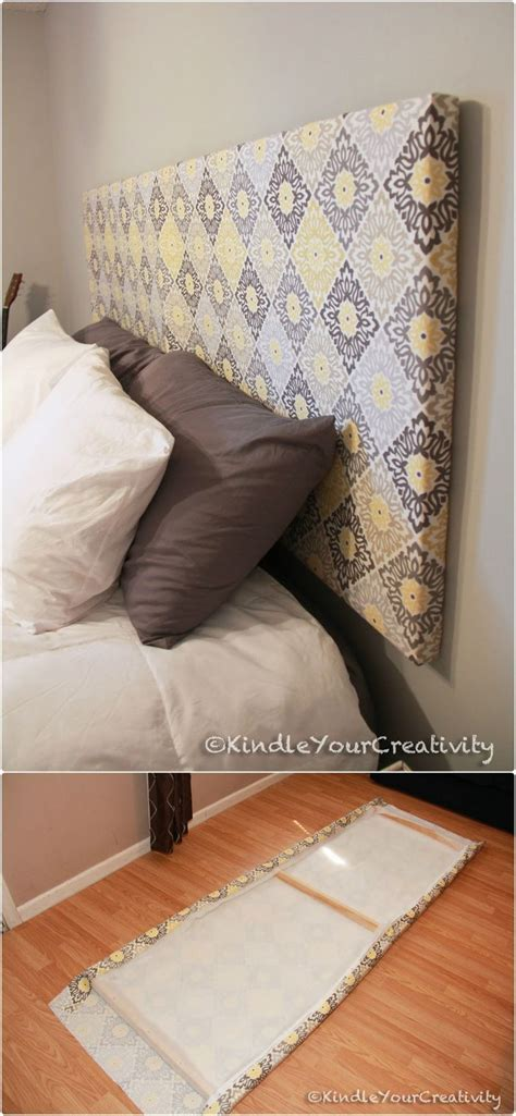 diy headboards  cheap  easy diy headboard ideas