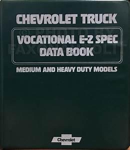 1978 Chevrolet And Gmc Medium Duty C50 C60 M60 Gas Wiring