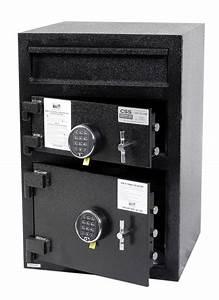 Fireking Mb3020-fk1 Double Door Depository Safe