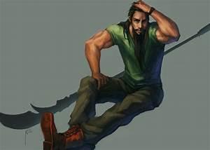 Guan Yu skin suggestion : Smite