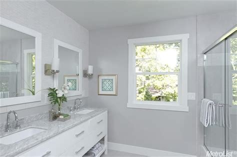 Soothing Bathroom Paint Colors by Soothing Bathroom Powder Room