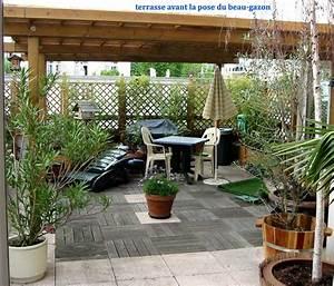 terrasse jardin appartement With deco pour jardin exterieur 7 deco appartement ikea