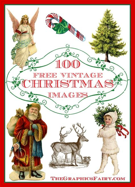 Non Religious Holiday Decorations by 100 Free Christmas Images The Graphics Fairy