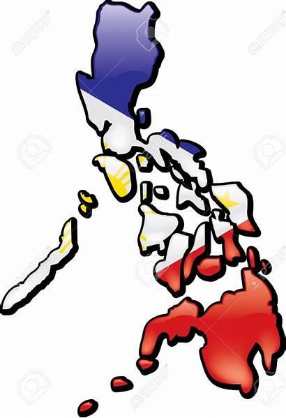 Philippines Map Clipart Philippine Philipines Vector Clip