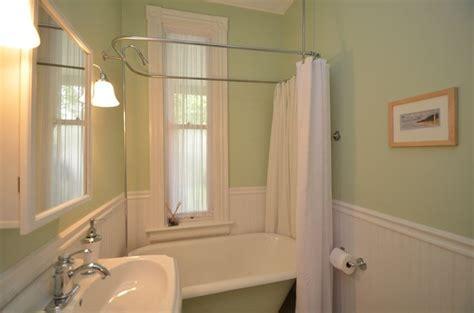the wrap around shower curtain house updates