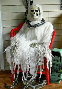 11, Awesome, And, Scary, Halloween, Ghost, Decorations