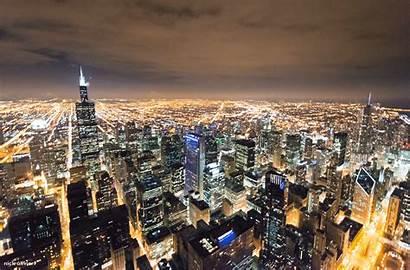 Chicago Nick Animated Weather Gifer