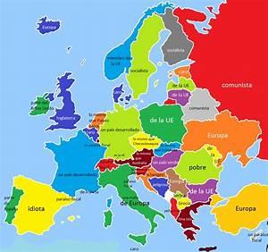 Europa Según Los Españoles Usando Las Sugerencias De