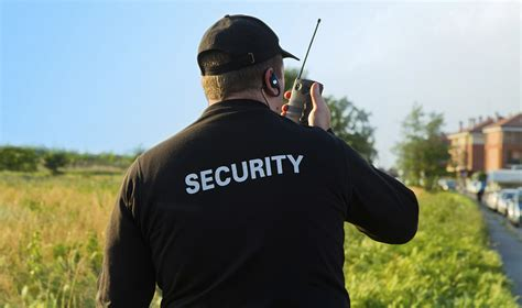 security guard industry lacks standards training