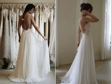 17 Best Ideas About Silk Wedding Dresses On Pinterest