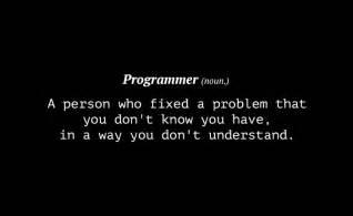 Computer Programmer Jokes