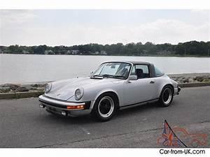 Porsche 911 Targa 1980 : 1980 porsche 911 sc targa silver blue 60k ~ Medecine-chirurgie-esthetiques.com Avis de Voitures