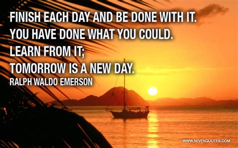 Tomorrows A New Day Quotes
