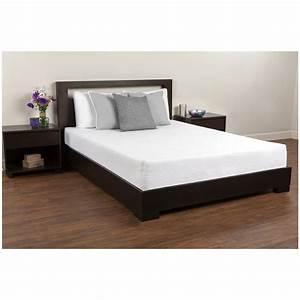 comfort revolutionr twin 8quot memory foam mattress 623580 With comfort revolution memory foam mattress reviews