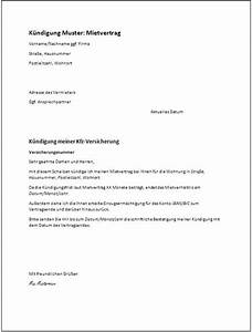 Gesetzliche Kündigungsfrist Mietvertrag Wohnung : gro artig mietvertragsvorlage mieten ideen ideen ~ Lizthompson.info Haus und Dekorationen
