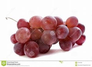 Pink Grapes Stock Photo - Image: 27216720